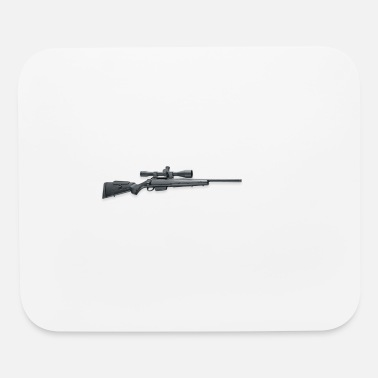 Bolt Action Snipes merch - Mouse Pad