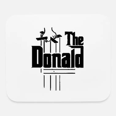 Trump The Donald President Trump Funny T shirt - Mouse Pad