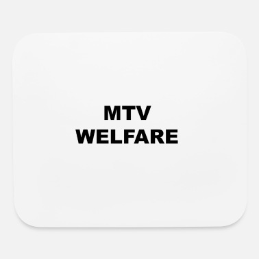 Mtv MTV Welfare - Mouse Pad