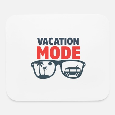 Modernist Vacation mode 1 - Mouse Pad
