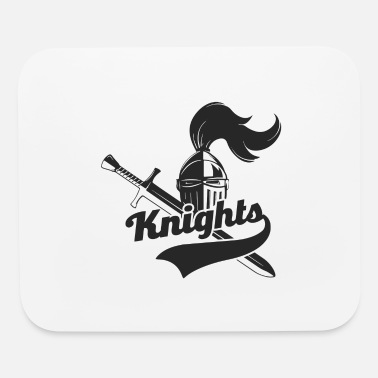 Knights Knights - Mouse Pad