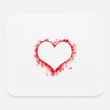 Heart heart - Mouse Pad