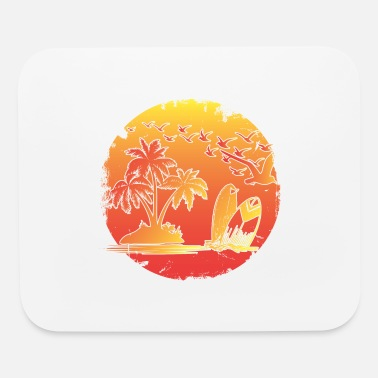 Travel Summer - Mouse Pad