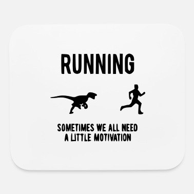 Funny Funny Motivation workout gym shirt - Mouse Pad