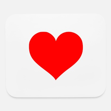 Cuore 2000px Love Heart SVG svg - Mouse Pad
