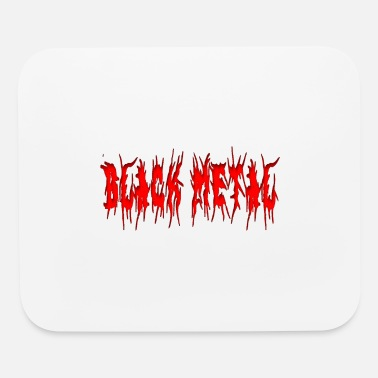 BLACK METAL - Mouse Pad