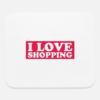 Rich SHOPPING - Mouse Pad