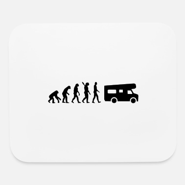 Camper the camper - Mouse Pad