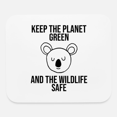 Nature Conservation Koala nature conservation - Mouse Pad