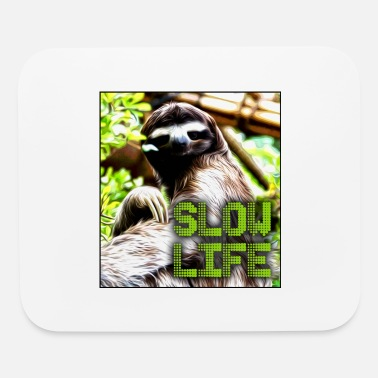 Slow Slow Life - Mouse Pad