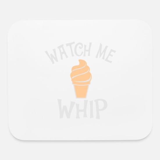 Music Mouse Pads - Watch Me Dole Whip - Mouse Pad white