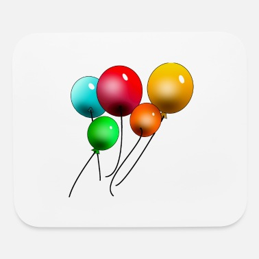 Balloon Balloons - Mouse Pad
