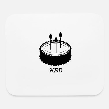 Bday B'day - Mouse Pad