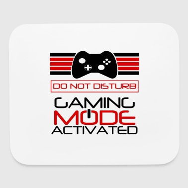 Gaming Mode Activated - Mouse pad Horizontal