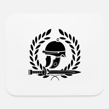 war equipment - Mouse Pad