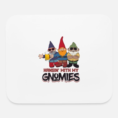 Association Hangin' With My Gnomes - Mouse Pad