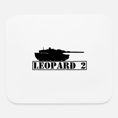 World Leopard 2 tanks battle tank - Mouse Pad
