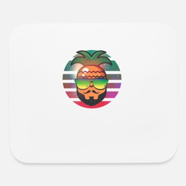 Sommer pineapple - Mouse Pad