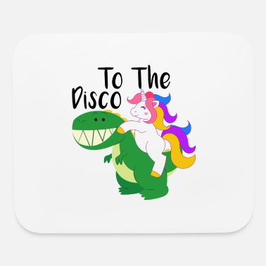 Disco To The Disco - Mouse Pad