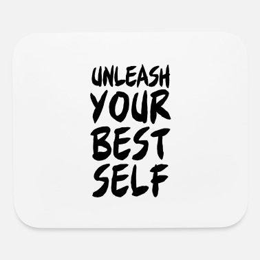 Bike Unleash Your Best Self (1) - Mouse Pad