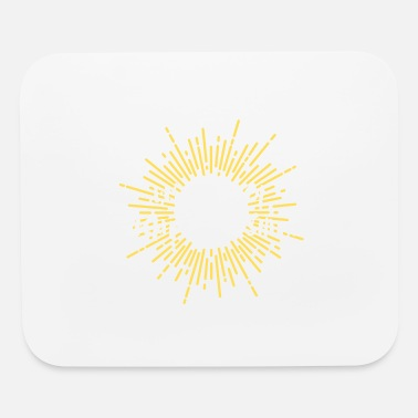Fitness I'm A Ray Of Fucking Sunshine - Mouse Pad