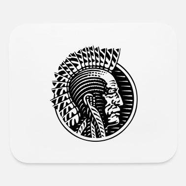 Mohawk Mohawk Native - Mouse Pad