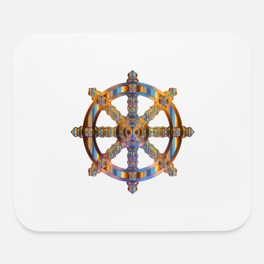 Wheel wheel - Mouse Pad