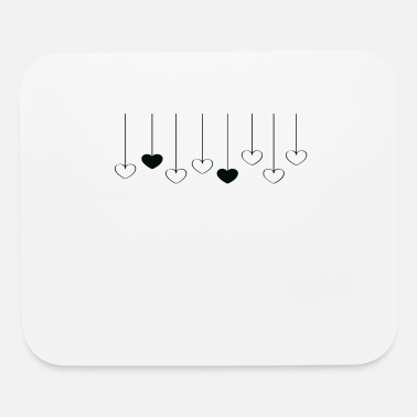 Chain Heart Chain - Mouse Pad