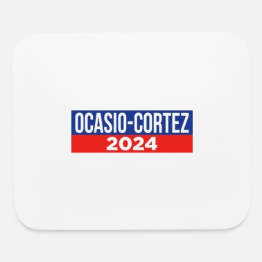 Alexandria Ocasio Cortez Alexandria Ocasio Cortez - Mouse Pad