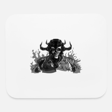 Death death - Mouse Pad
