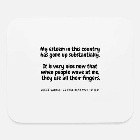 MY COUNTRY Funny quotes cool sayings humorous Mouse pad Horizontal - white