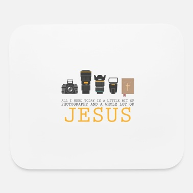 Jesus Photography photo Jesus love - Mouse Pad
