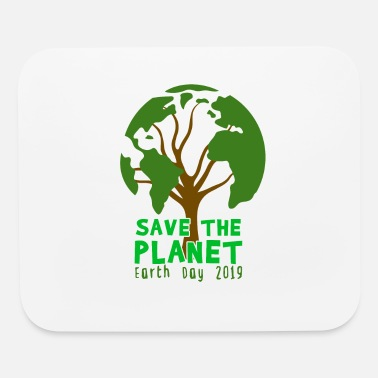 Earth Day Earthday Climate Environmental - Mouse Pad