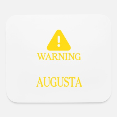 Hometown WARNING!: Augusta - Mouse Pad