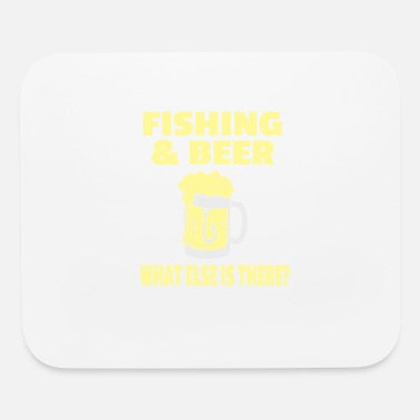 Net Fishing & Beer What Else Is There? Gift - Mouse Pad