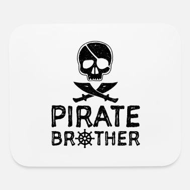 Brother Pirate Brother - Brother - Mouse Pad