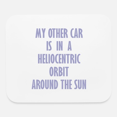 Orbiter Heliocentric Orbit - Mouse Pad