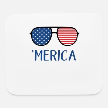 Usa 4th July Usa - Mouse Pad