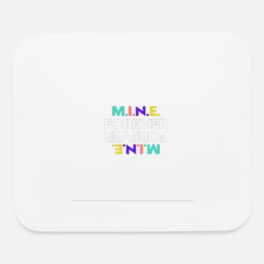 Mine Forever - Mouse Pad