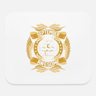 79 September 1939 79 Years of Being Awesome - Mouse Pad