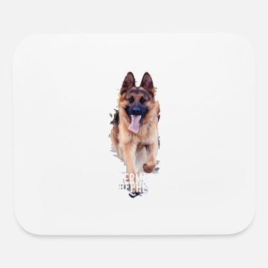German Shepherd German Shepherd - German Shepherd - Mouse Pad