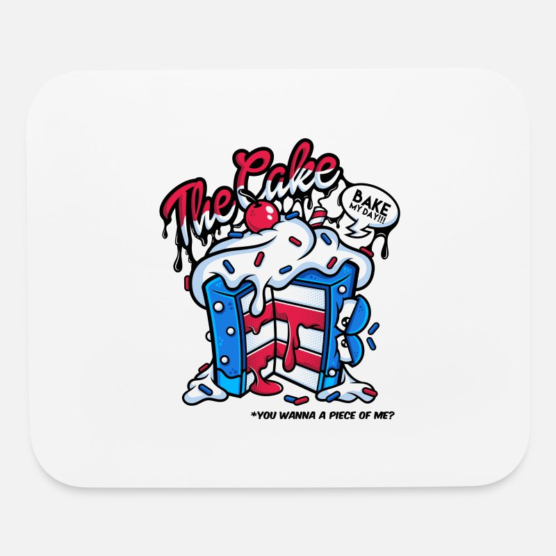 The Cake Mouse Pad
