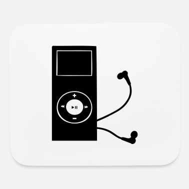 Mp3 mp3 player - Mouse Pad