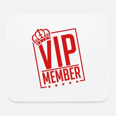vip_member_by1 - Mouse Pad