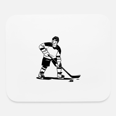 Hockey Hockey - Mouse Pad