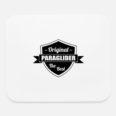 Birth The best Paraglider - Mouse Pad