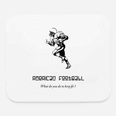 American Football American Football - Mouse Pad