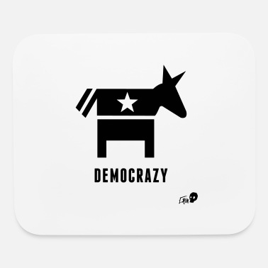 Democracy Democracy - Mouse Pad