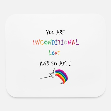 Soul WitchUtopia Infinite - Unconditional Love - Mouse Pad