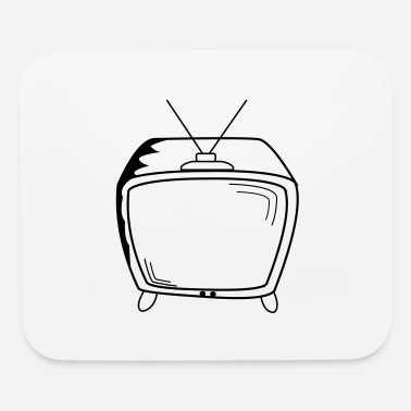 Tv tv - Mouse Pad